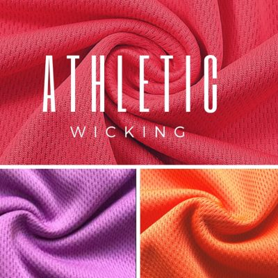Athletic Wicking Jersey (AWJ)